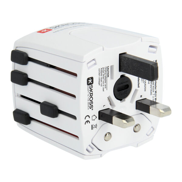 Adapter MUV Micro do Anglii