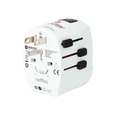 Adapter Podróżny PRO Light USB