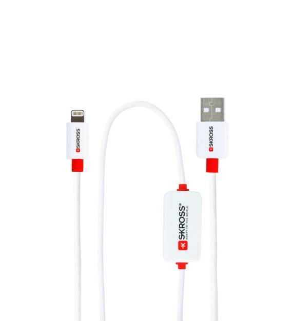 Kabel Lightning do iPhone - SKROSS