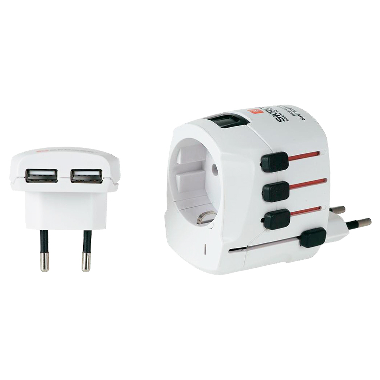 ladowarka usb plus adapter pro