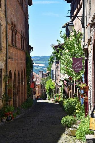 Gdzie na wakacje - Francja