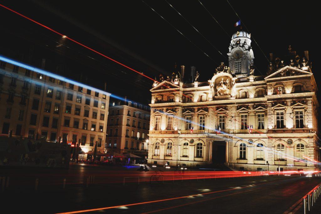 Lyon we Francji