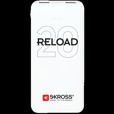 Power Bank SKROSS Reload 20 20000mA