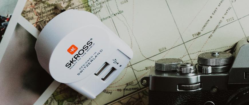 Ładowarka 2x USB